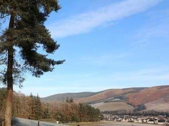 New Build, Pine View, The Carriages, Cardrona, Peebles. Eh44
