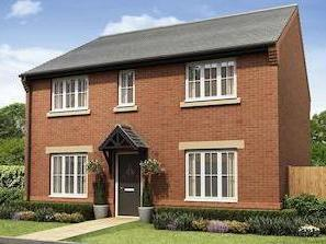 The Thornford, Plot At Flat Lane, Kelsall, Tarporley Cw6