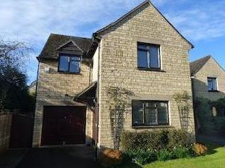 Station Road, Kemble, Cirencester, Gloucestershire Gl7