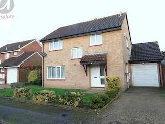 Gilbert Close, Kempston, Bedford Mk42
