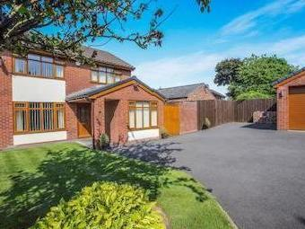 Horseshoe Close, Kingsley, Frodsham, Cheshire Wa6