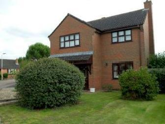 Bramley Close, Ledbury Hr8 - Garden
