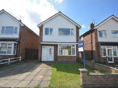Lichfield Drive, Blaby, Leicester, Le8