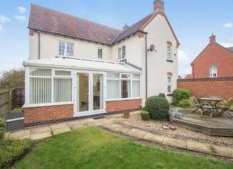 Lady Hay Road, Bradgate Heights, Leicester Le3