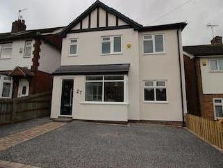 Oaklands Avenue, Littleover, Derby De23