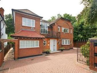 House for sale, Corringway W5 - Patio