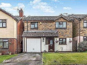 Barn Close, Urmston, Manchester, M41