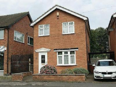 Cantrell Road, Nottingham, Ng6