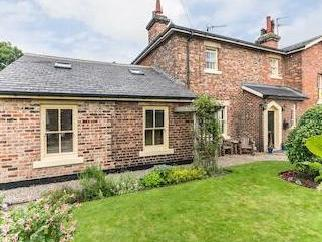 Railway Cottages, Nunthorpe, Middlesbrough Ts7
