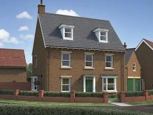Emerson At Brackenhill Close, Nunthorpe, Middlesbrough Ts7