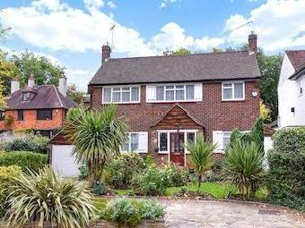Old Lodge Lane, Purley Cr8 - Garden