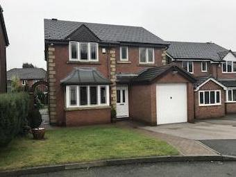 Lower Fields Rise, Shaw, Oldham, Greater Manchester Ol2