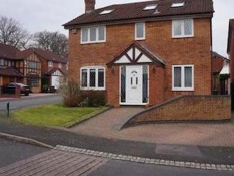 Stainsby Croft, Shirley, Solihull, West Midlands B90