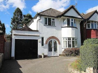 Sandy Hill Road, Shirley, Solihull, B90