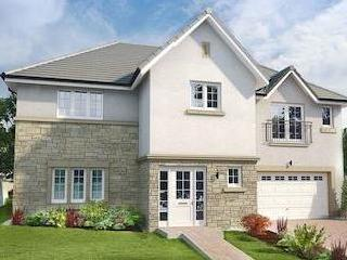 New Build Homes South Queensferry