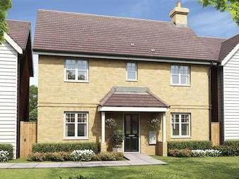 The Kingsnorth, Plot At Brompton Farm Road, Strood, Rochester Me2