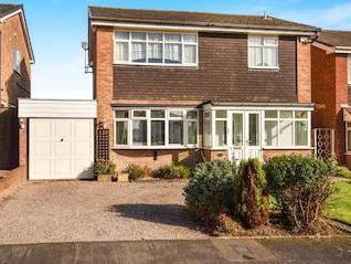Lapworth Drive, Sutton Coldfield, West Midlands B73