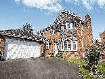 Pagoda Close, Streetly, Sutton Coldfield, West Midlands, B74