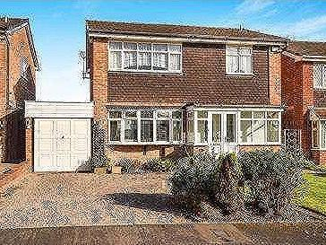 Lapworth Drive, Sutton Coldfield, West Midlands, B73