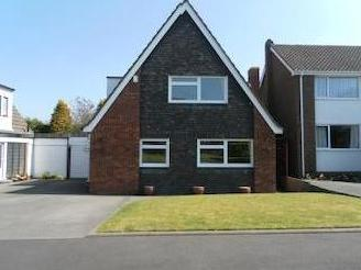 Alcester Drive, Sutton Coldfield, West Midlands B73