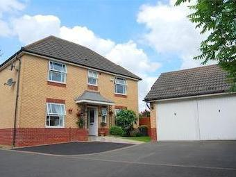 Calladine Close, Sutton-in-ashfield, Nottinghamshire Ng17
