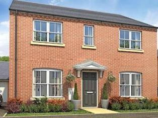 Thornford, Plot At Barkby Road, Syston, Leicester Le7