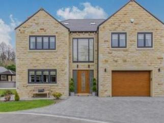 Fountain Gardens, Thrybergh, Rotherham S65