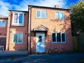 Babbington Close, Tutbury, Burton-on-trent De13