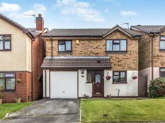 Barn Close, Urmston, Manchester, Greater Manchester M41