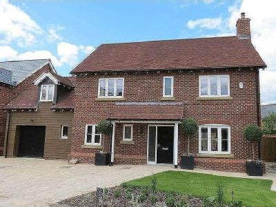 Alfreds Place, East Hanney, Ox12