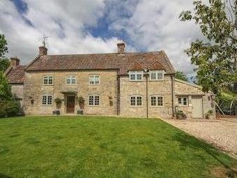 Guildhall Cottage And Guildhall Barn, Wedmore, Somerset Bs28