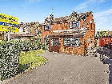 Shenley Road, Wigston, Leicestershire, Le18