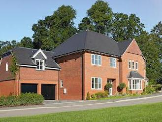 The Highclere At Tile Barn Row, Woolton Hill, Newbury Rg20