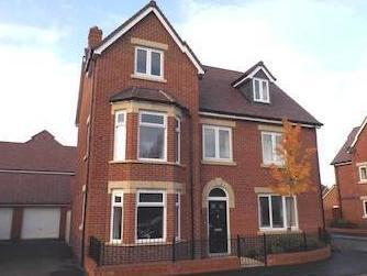 Gregorys Bank, Worcester Wr3 - Listed