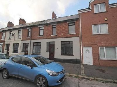 Donegall Avenue, Belfast, Bt12