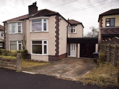 Downing Road, Greenhill, S8 - Garden