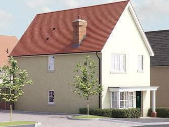The Hazeleigh At Woodley Place, Elsenham, Bishop's Stortford Cm22