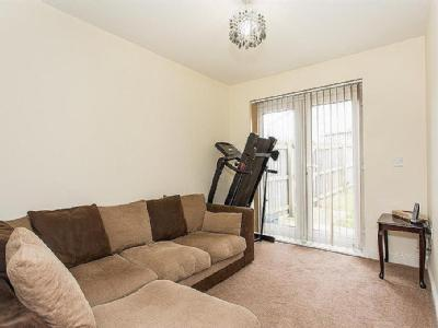 House for sale, Rotary Close - Garden