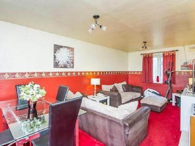 House for sale, College Road - Garden