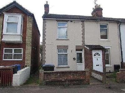 Richmond Road, Ipswich, Ip1 - Terrace