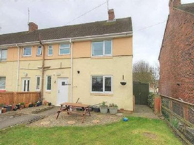 Cleveland Terrace, Stanley, County Durham, Dh9