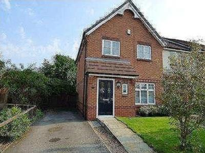 Fisher Close, Sutton-in-ashfield, Nottinghamshire, Ng17