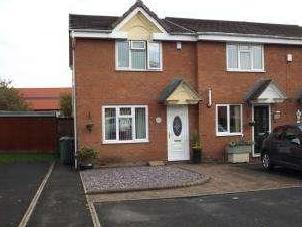 Walkers Fold, Willenhall, West Midlands, Wv12