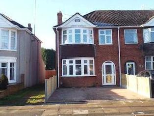 Rosslyn Avenue, Coundon, Coventry Cv6