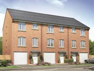 The Malvern, Plot At Surrey Drive, Coventry Cv3