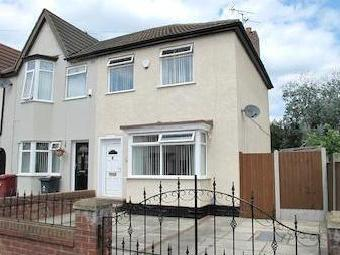 Crosswood Crescent, Huyton, Liverpool, Merseyside L36