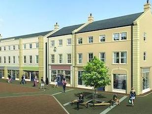 Hogshead House, New Squares Development, Penrith, Cumbria Ca11
