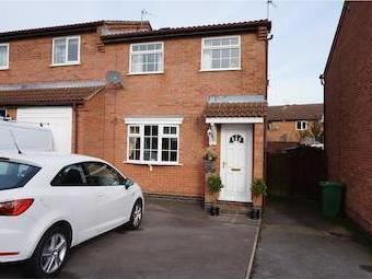 Saxondale Road, Wigston Le18 - Patio