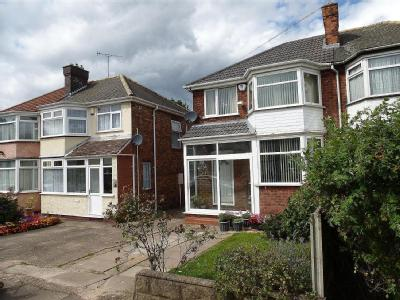 Fairholme Road, Hodge Hill, B36
