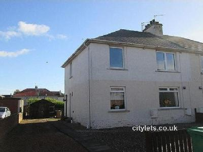 Queens Crescent, Glenrothes, Fife, Ky7